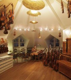 Geigenbauwerkstatt in Ahrensburg bei Hamburg