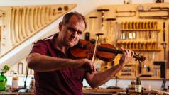 Christian Adam Dipl. Musiker & Geigenbaumeister